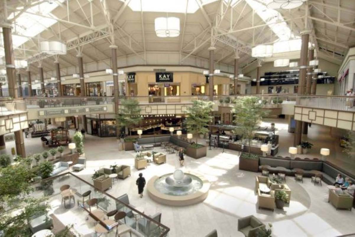 Shopping malls gea consulting engineers for The danbury