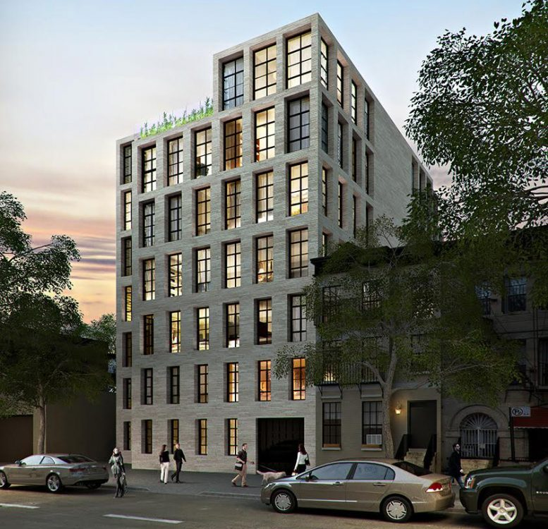GEA Project in the News: Revealed – 145 President Street, Carol Gardens