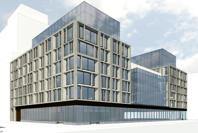 GEA Projects in the News: Rendering revealed for 615 Tenth Avenue!