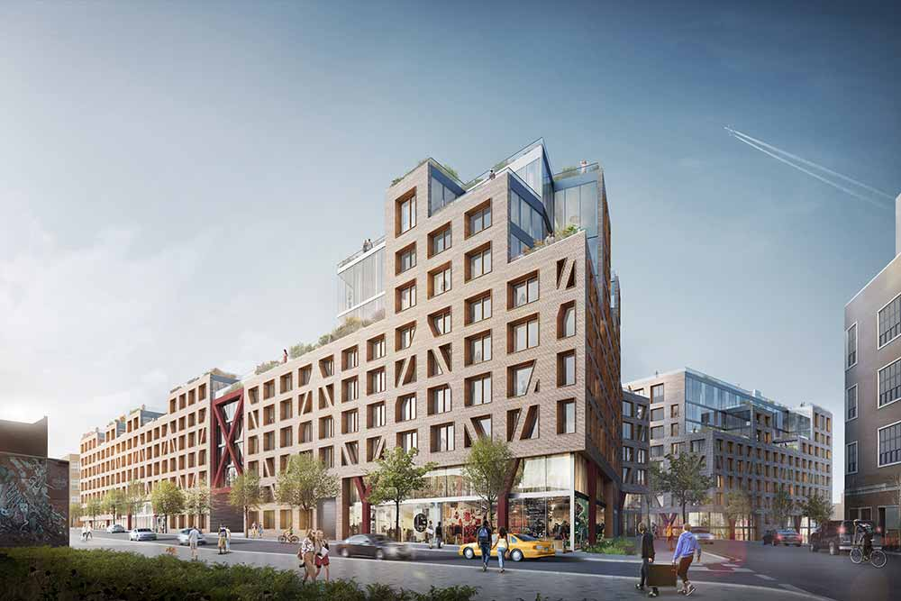 GEA Projects in the News: Permits filed for Rheingold Affordable Senior Residences at 23 Monteith St in Brooklyn!