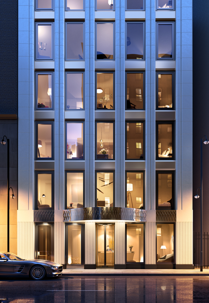 GEA Projects in the News: NYC's latest full-floor luxury apartments are officially for sale!
