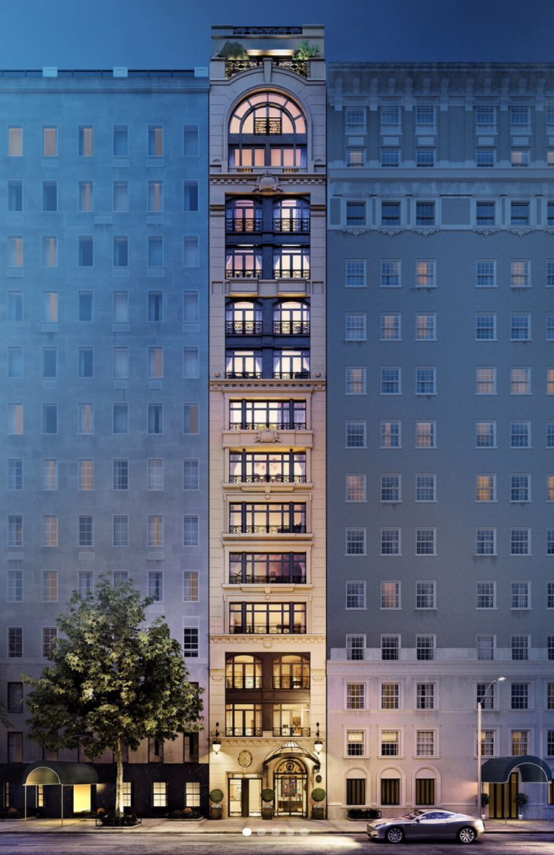 GEA Projects in the News:  27 East 79th Street Renderings Released!