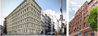 GEA Projects Awards: 529 Broadway and 466 Columbus Avenue