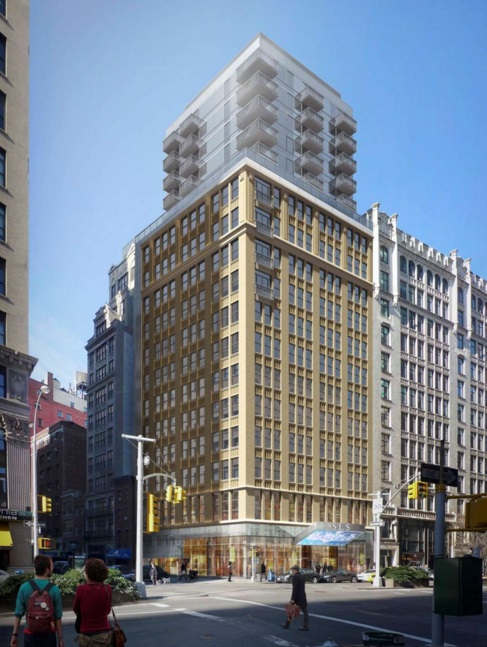 GEA Consulting Engineers GEA Projects in the news: Construction wraps on 444 Park Avenue South SLS Hotel!