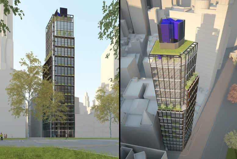 GEA Project in the News: 1 Beekman Revealed