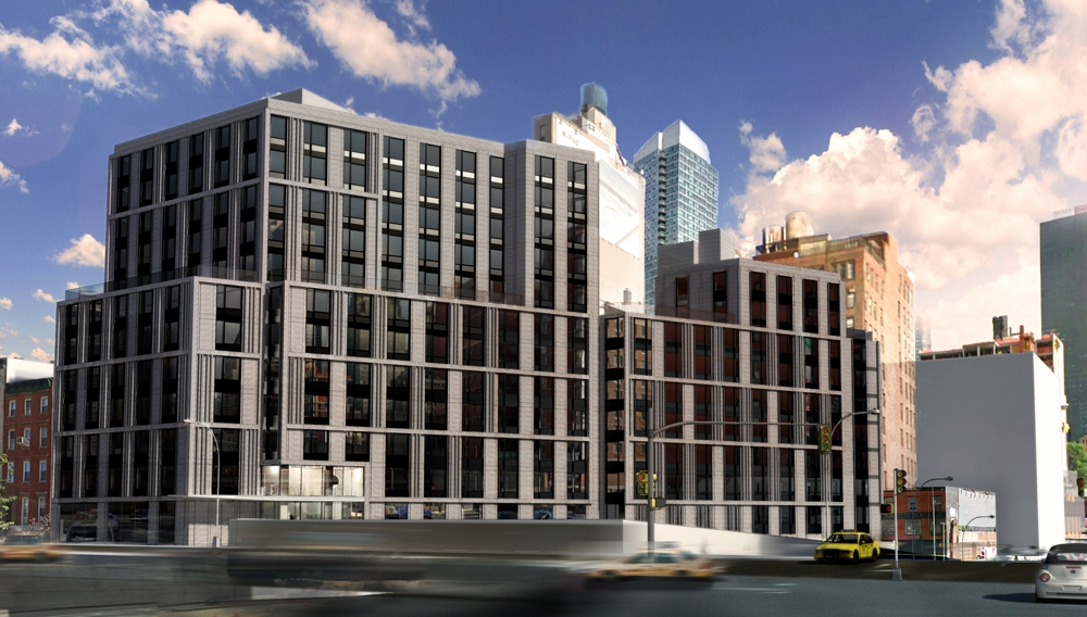 GEA Project in the News: Construction Tops Out at 445 West 35th Street!