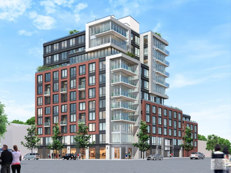 GEA Project in the News: First look at 581 Fourth Avenue in Park Slope!