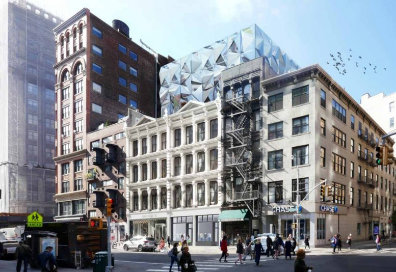 GEA Projects in the News: Permits Filed for 827 Broadway!