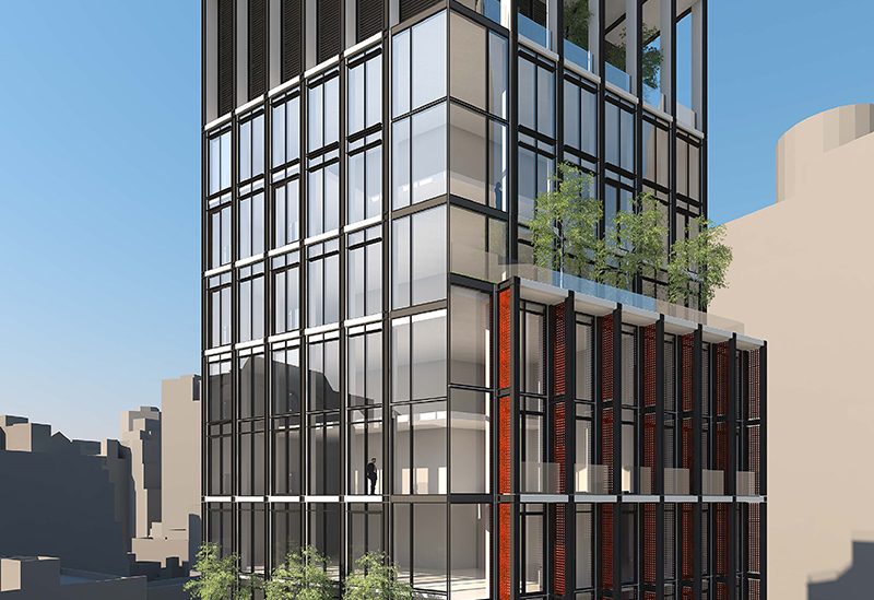 GEA Projects in the News: 1 Beekman Reaches New Heights!