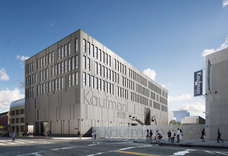 GEA Projects in the News: Kaufman Astoria Studios Debuts New Renderings!