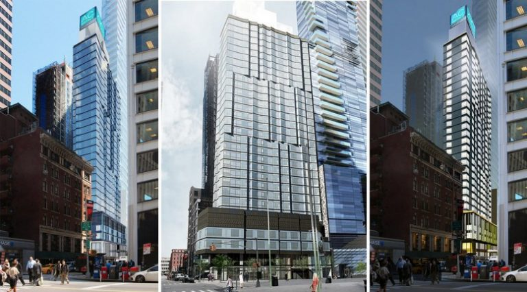 GEA Projects in the News: 151 Maiden Lane Nears Completion