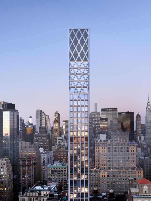 GEA Projects in the News: 30 East 31st Street – Windows Near Completion