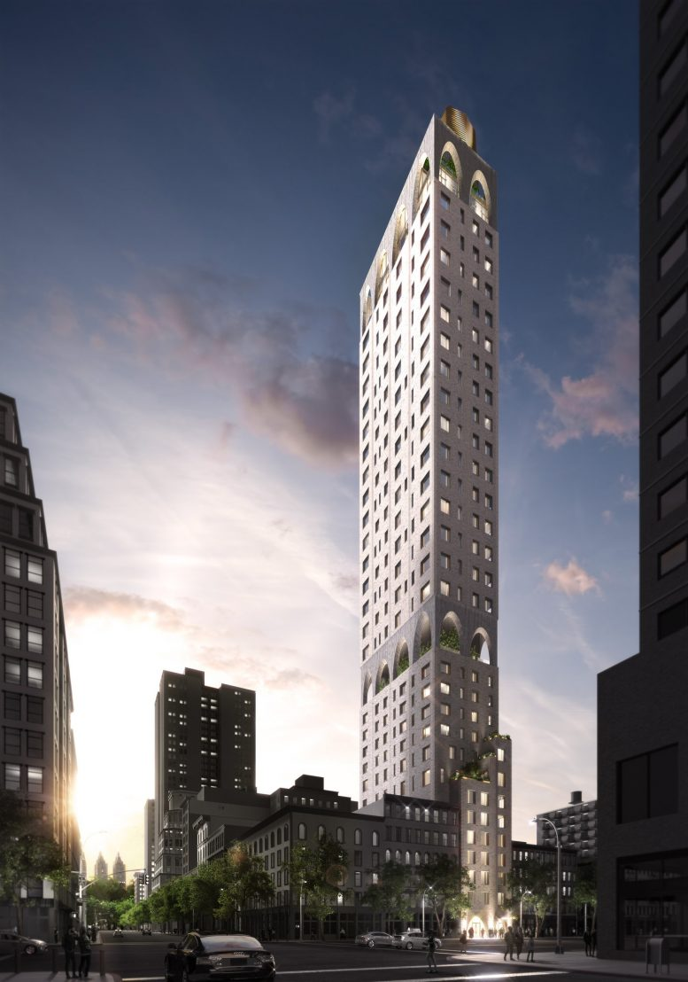 GEA Projects in the News: 180 East 88th Street Nears Topping Out!
