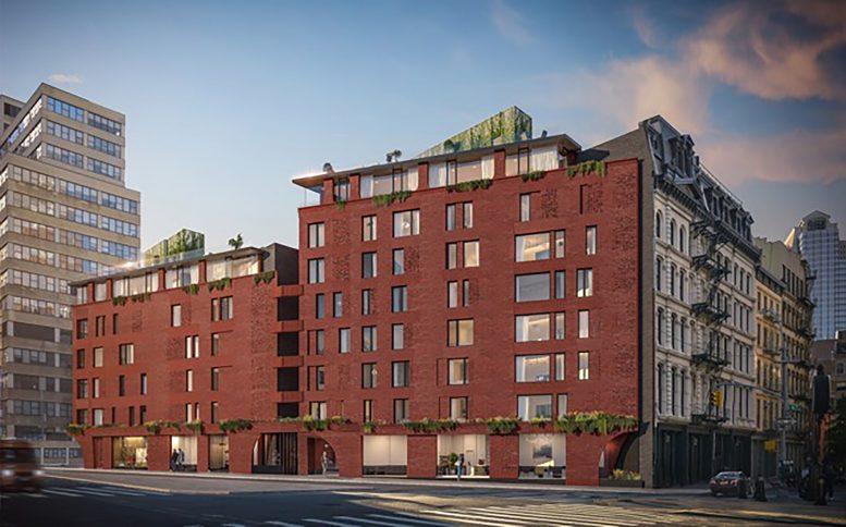 GEA Projects in the News: 100 Franklin Street – Renderings Revealed!
