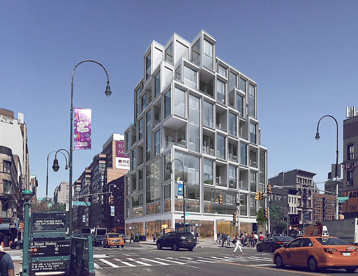 GEA Projects in the News: 531-539 Avenue of the Americas – Renderings Revealed