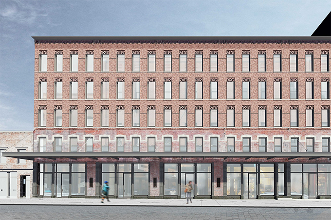 GEA Projects in the News: 70-74 Gansevoort Street on the Rise!